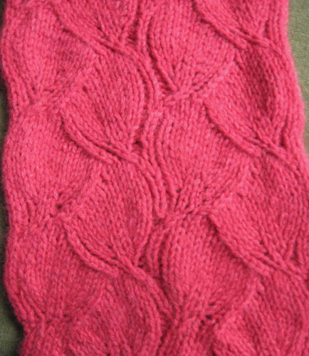 Knitting Leave Remaining Stitches Unworked : Sunday Knits Blog - matters of scale